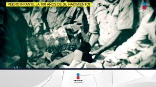 Gambar cover Edmundo Pérez, biógrafo oficial de Pedro Infante nos visita | De Primera Mano