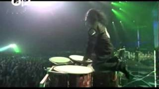 slipknot - vermilion (live awards mtv).mpg