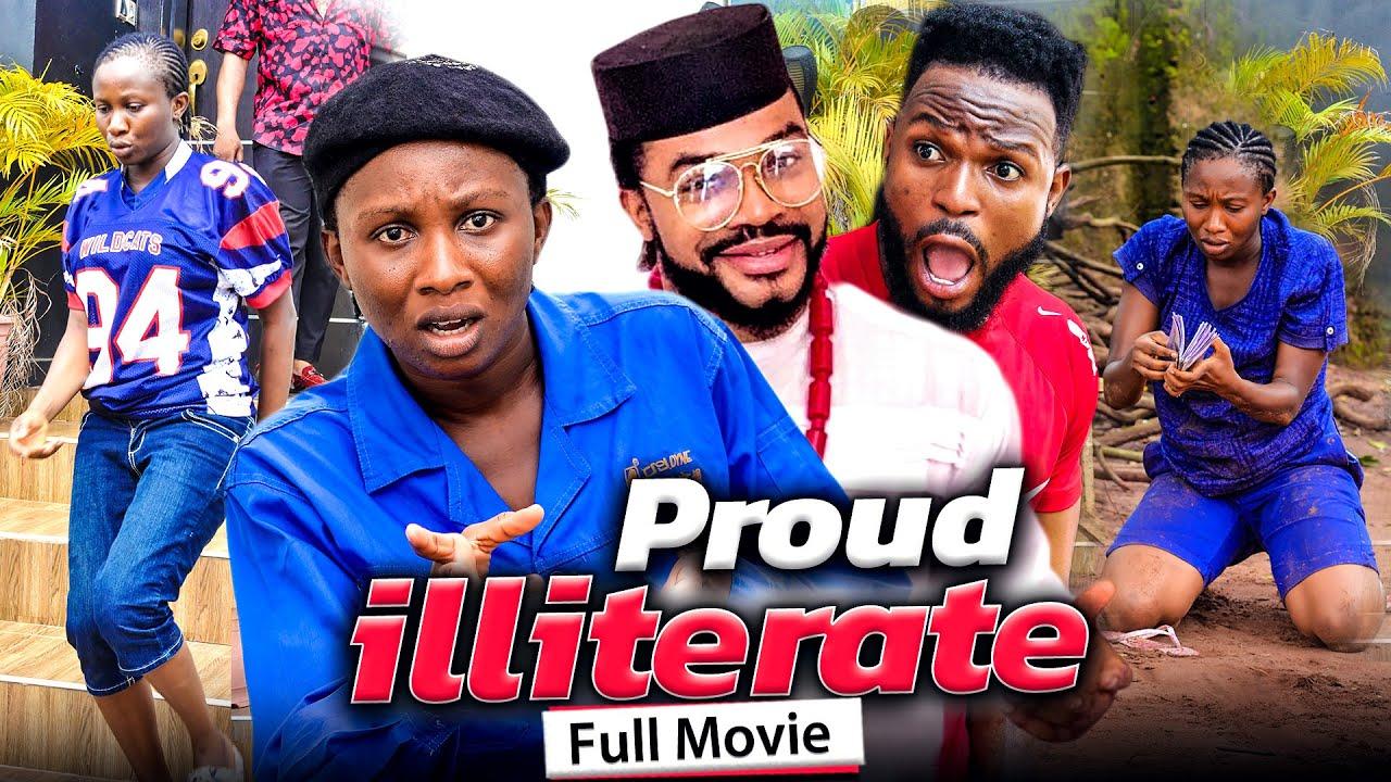 Download PROUD ILLITERATE (Full Movie) Sonia Uche/Maleek/Johnson 2021 Trending Nigerian Nollywood Movie