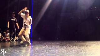WEI SHENG VS JAMES | TOP16 | CAT 1 | GET DOWN ! VOL.7 | RPProductions