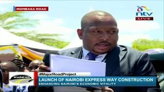 Governor Sonko presents Mukuru kwa Njenga grievances to President Uhuru