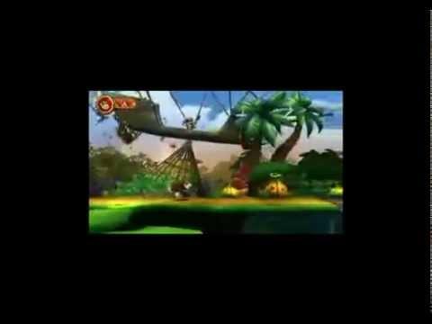 PlayerzCrazy-Reseña de Donkey Kong:Country Returns