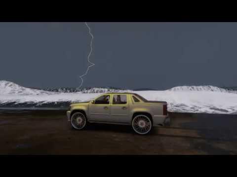 Grand Theft Auto V Chevrolet Avalanche on Forgiato's (GTA V Mod)