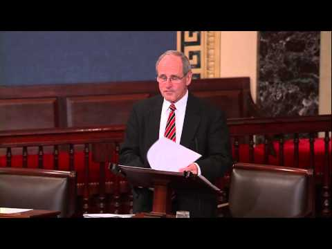 Risch Introduces Idaho County Gun Range Bill on Senate Floor