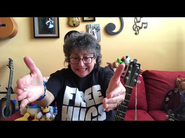 LIVE ZOOM Concert with Susan 4-16-20