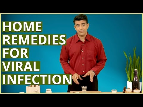 3 Best Viral Infections Home Remedies To Cure Fever, Cold & More