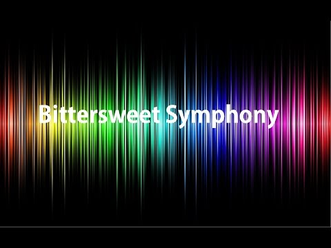The Verve - Bitter Sweet Symphony - karaoke