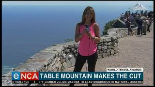 Table mountain makes the cut