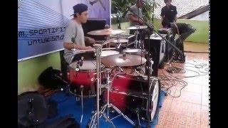 "Feby Ramadhan RDC - ""MONOSTEREO - Bungong Jeumpa & Bubuy Bulan"" Drum Cover"