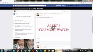 Voir combien de visiteur sur votre mur Facebook