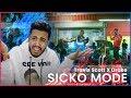 Travis Scott - Sicko Mode ft. Drake (Reaction)