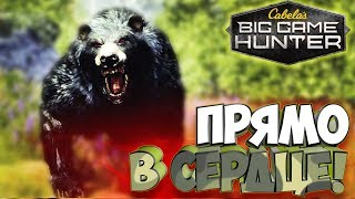 Медведя прямо в сердце! - Cabela