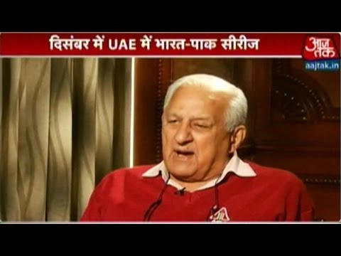 India-Pakistan Bilateral Series To Be Held In UAE: Shahryar Khan