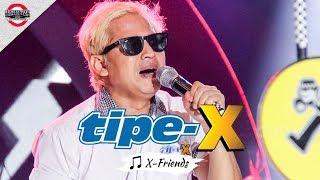 Video [TIPE-X TERBARU OFFICIAL MB2016] X-FRIENDS [Live Konser Mari Berdanska 2016 di Bandung] download MP3, 3GP, MP4, WEBM, AVI, FLV Oktober 2017
