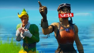 don't be toxic challenge (fortnite)