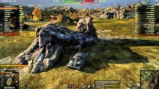 World of Tanks - игровой процесс/World of Tanks - game process