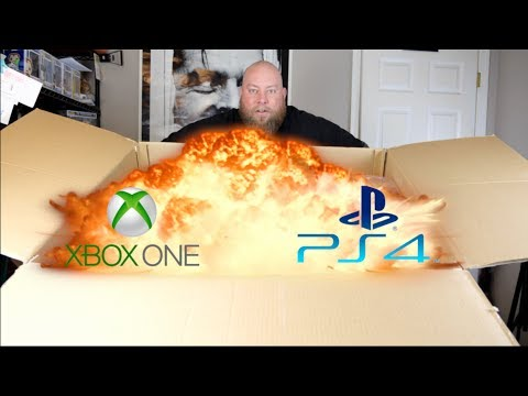 I bought a $2108 Amazon Customer Returns  GAME & ELECTRONICS Pallet + SONY PS4 & XBOX ONE???