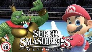 Top 10 Things You Need To Know Before Buying Super Smash Bros Ultimate