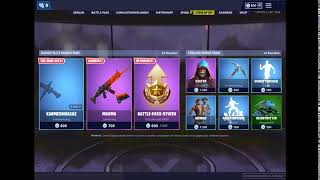 RED KNIGHT SKIN | FORTNITE BATTLE ROYALE SHOP FROM 05.06.2019