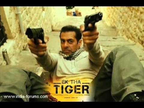 Ek Tha Tiger Theme Roaring Mix