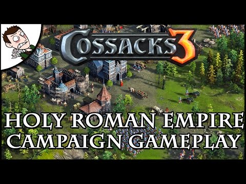 HOLY ROMAN EMPIRE v OTTOMAN EMPIRE - Cossacks 3 Campaign Gameplay