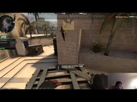 beastofmc 24 Hour Charity Stream | Part 3 | Private CS:GO | Kit10s