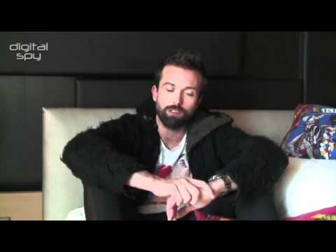 Digital Spy  with Emmett J Scanlan at his Gay Times photoshoot  December 2011