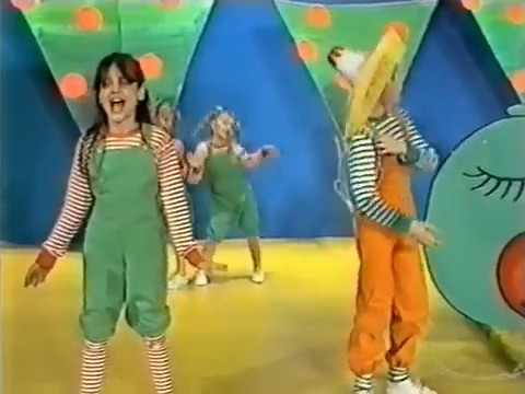 [Le Mele Verdi] La mela verde (canzone degli spettacoli teatrali, 1983)