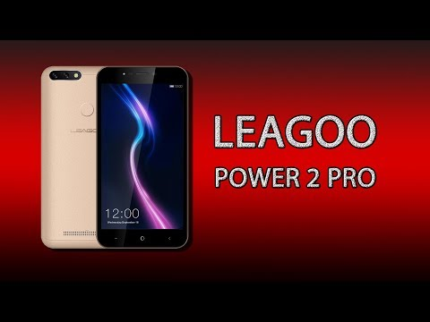 Leagoo Power 2 Pro - автономный бюджетник!