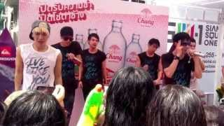 [Fancam] EVO Nine - One More Night (Maroon5) at Siam Square 2013.04.14