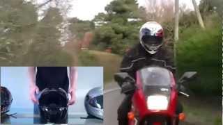 AGV Horizon v. X-Lite X-702 v. Shark Vision R Motorcycle Helmet Review