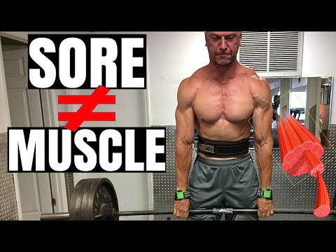 Muscle Soreness For Muscle Growth? | Science