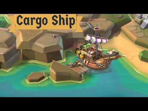 Lords Mobile Cargo Ship