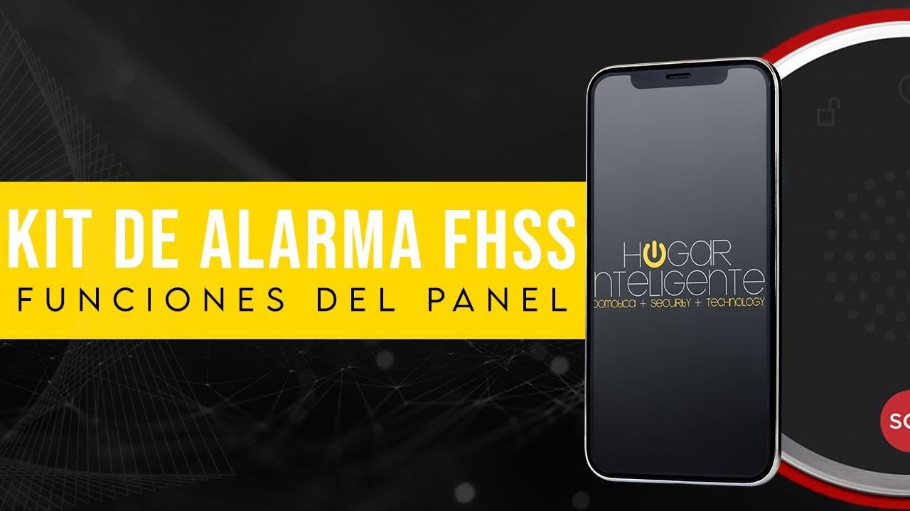 Kit de Alarma Tutti | Alarma FHSS para tu hogar