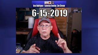 Jose Rodriguez Live Stream Photo Printing Techie 6-09-2019 3PM Easter Time USA