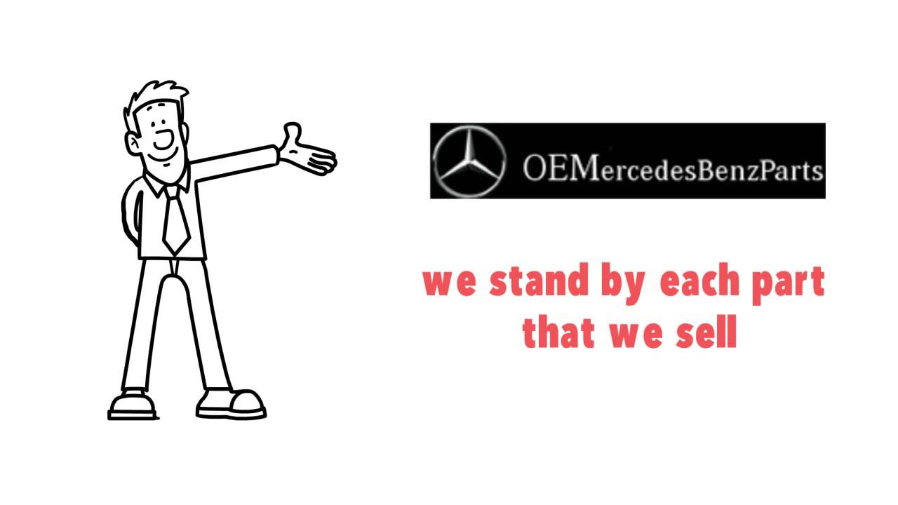 OEM Mercedes Benz Parts : A Genuine Mercedes Online Parts Store