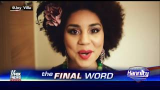 Joy Villa  We finally have a warrior in the White House