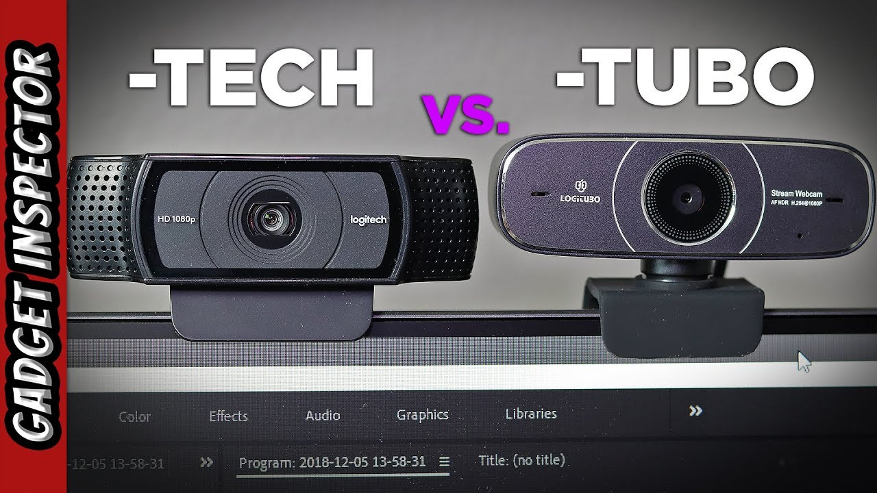 Best 1080p Hd Webcam Logitech C920 Vs Logitubo Pro