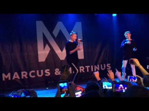 Marcus & Martinus - Melkweg Amsterdam 2017