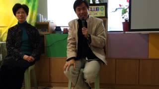 素食中醫師李宇銘博士 小孩吃素分享