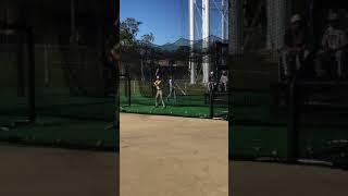 Wesley Mann - Catcher - Class of 2021 - Batting Practice