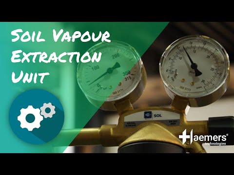 What is a Soil Vapour Extraction Unit (SVE)?