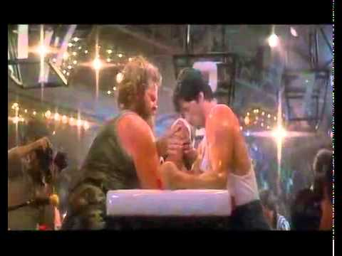OVER THE TOP - Sylvester Stallone - Best Scene!!