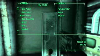 Fallout 3 GOTY Gameplay, Part 3: Heading Towards the Vault 101 Exit (Lets Play, 1080p HD)
