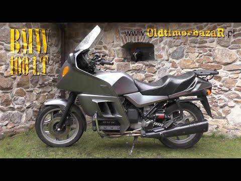 OldtimerbazaR ~ BMW K100 LT - opowiada Tomasz Stawiak