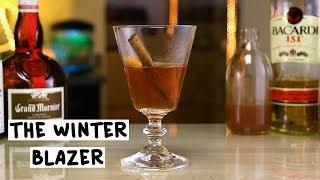 The Winter Blazer