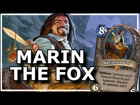 Hearthstone - Best of Marin the Fox