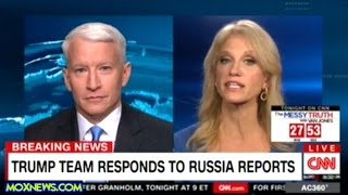 Repeat youtube video Kellyanne Conway Lays Into
