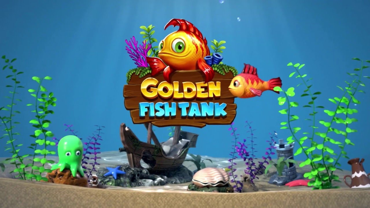 Golden fish tank demo unblocked