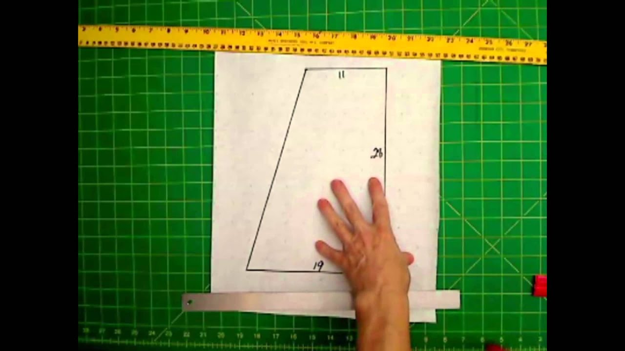 Sewing Machine Cover Tutorial - YouTube